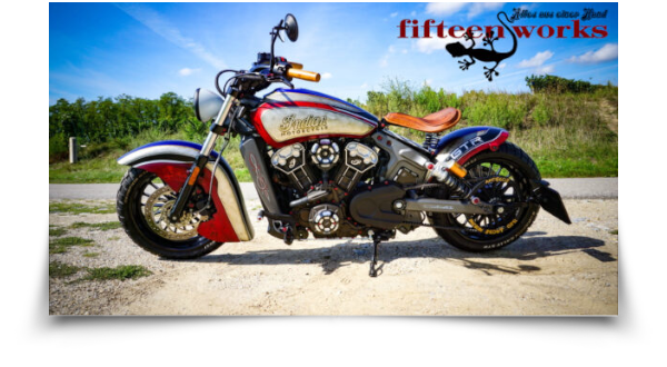 Sale: Indian Scout GTR